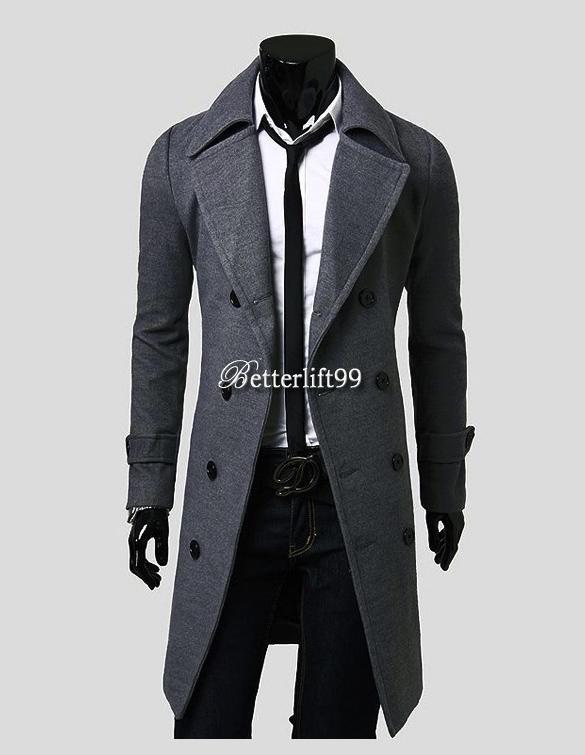 Mens Winter Dress Coats