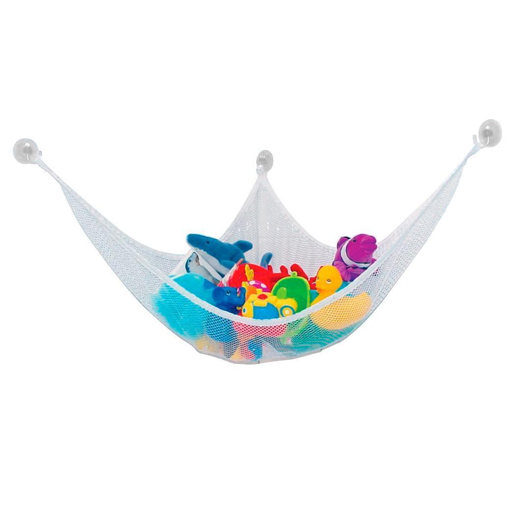 baby kid room jumbo toy hammock net organizer stuffed animals doll storage oo55 ebay. Black Bedroom Furniture Sets. Home Design Ideas